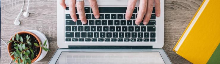 header laptophands